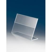 Ценникодержатель L-образный  40*20 мм