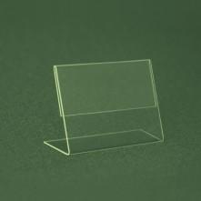 L-образный ценник 40*30 мм