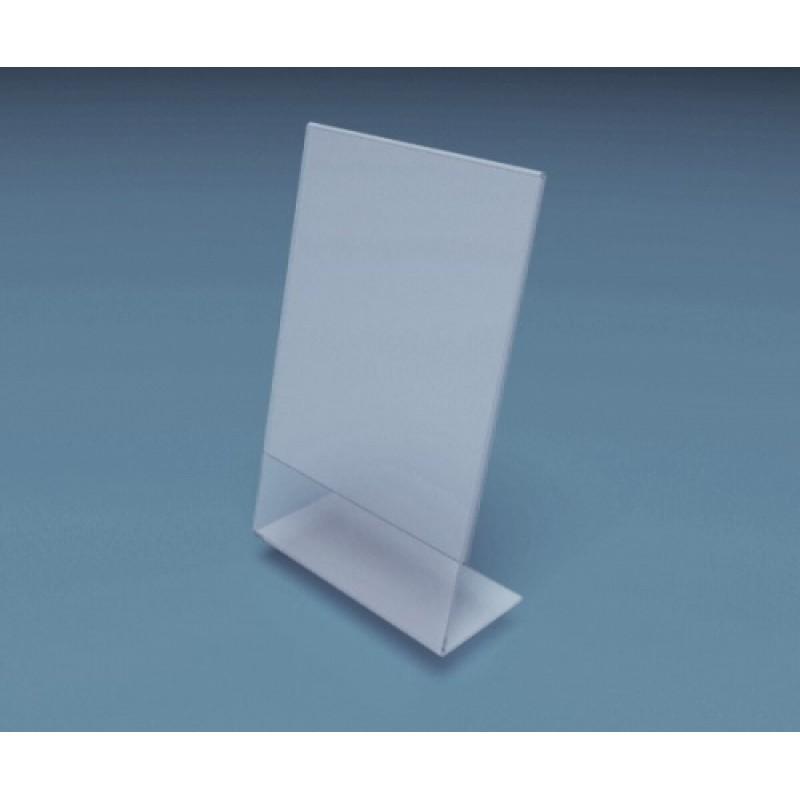 L-образный ценник 60*80 мм