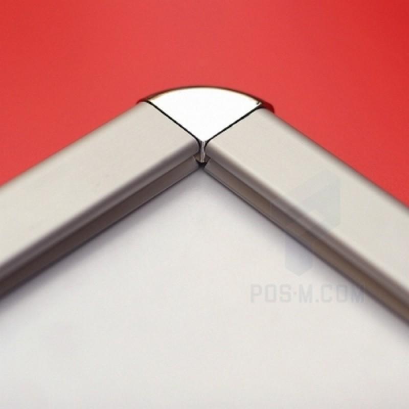 Клик рамка А1 (32 мм) прямой-скругленный угол