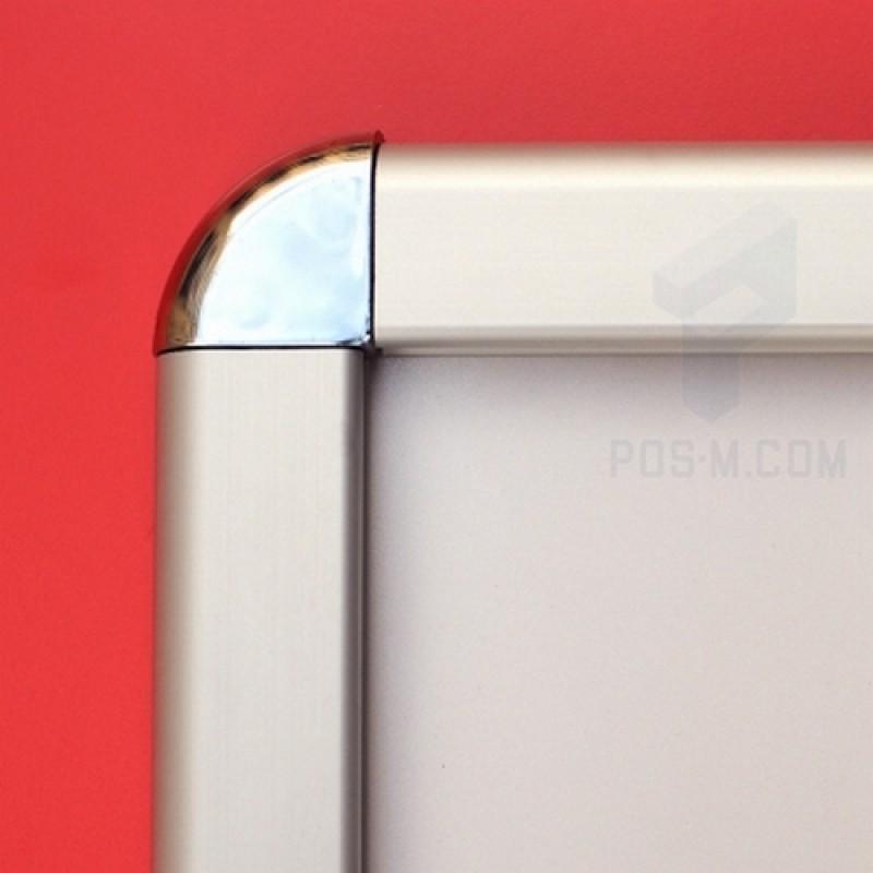 Клик рамка А3 (32 мм) прямой-скругленный угол