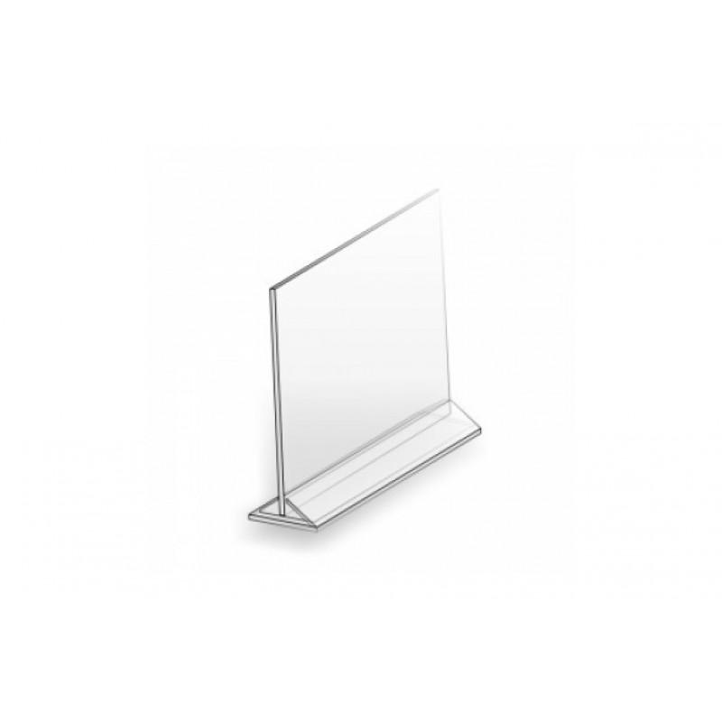 Менюхолдер А4 формата горизонтальный