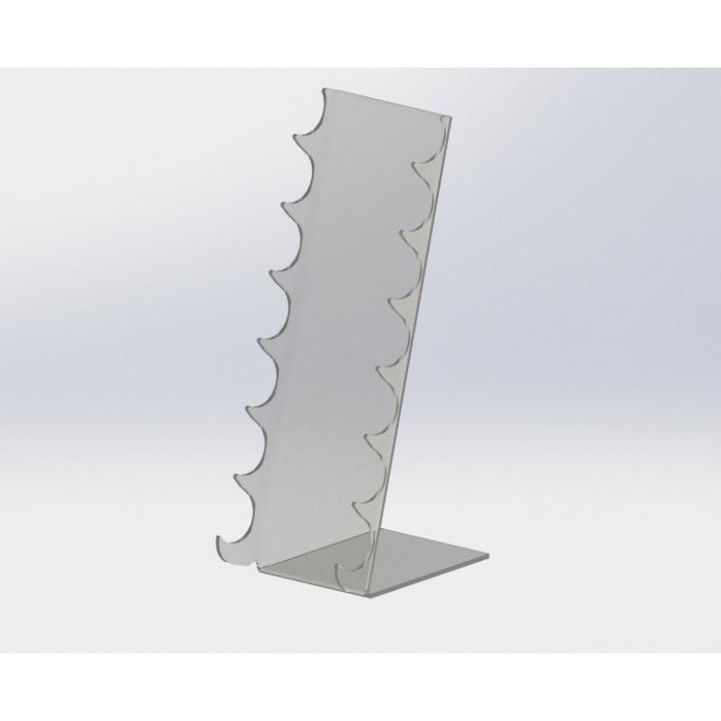 Подставка для ручек 65 x 169 x 1.8 мм.